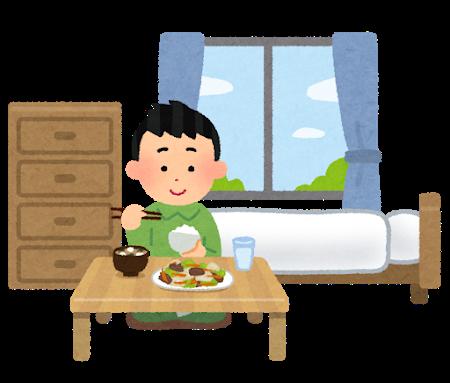 一人暮らしのワクワク独り飯